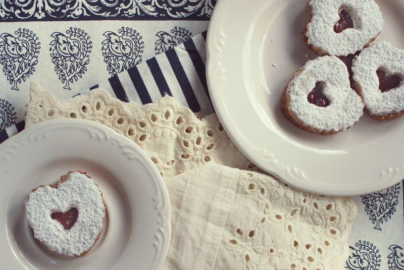 Linzer Cookies4