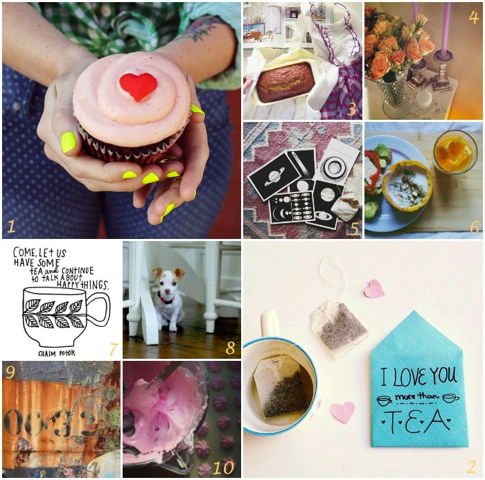 Top 10 fav instagram accounts