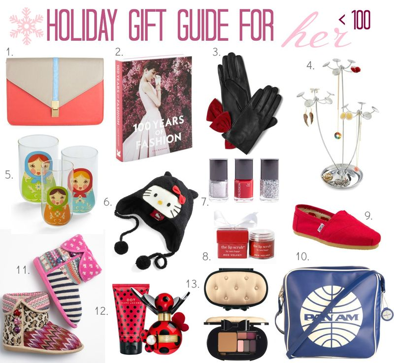 Gift guide for her 2