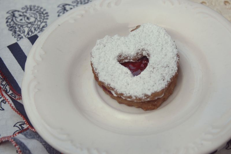 Linzer cookie 3